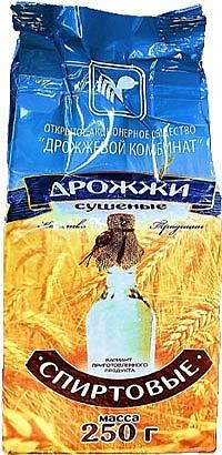 Белорусские дрожжи