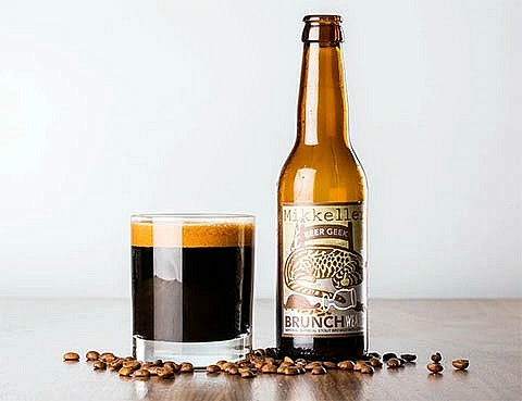 Кофейная настойка на пиве