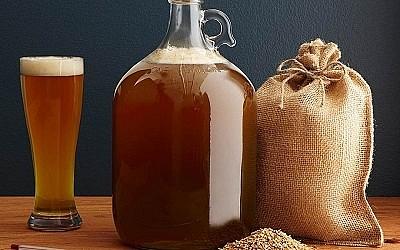 Подготовка приготовления домашненего пива